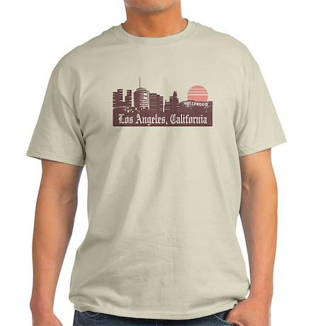 Los Angeles Linesky Light T-Shirt