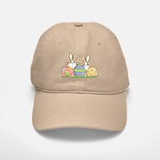 Easter Bunny Inside Easter Egg Baseball Baseball Cap