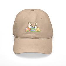 Easter Bunny Inside Easter Egg Baseball Cap