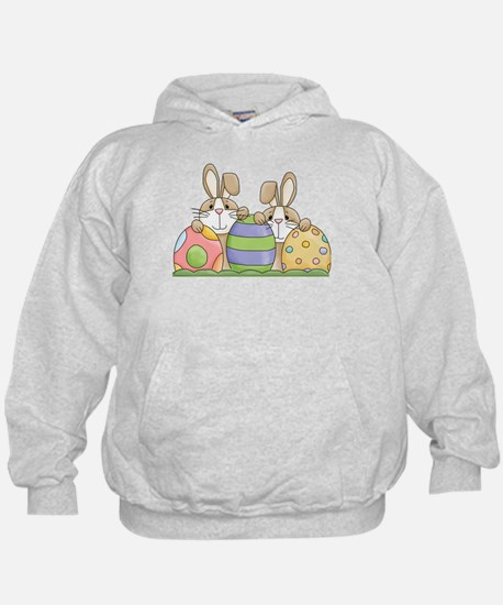 Easter Bunny Inside Easter Egg Hoody