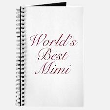 World's Best Mimi Journal