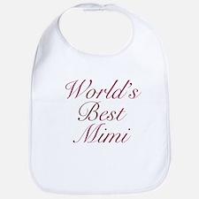 World's Best Mimi Bib