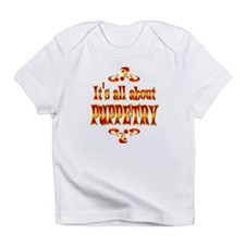 About Puppetry Infant T-Shirt