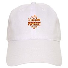 About Puppetry Baseball Cap