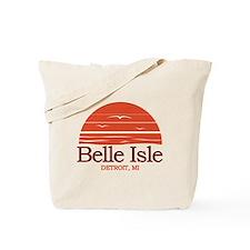 Belle Isle Tote Bag