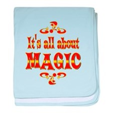 About Magic baby blanket