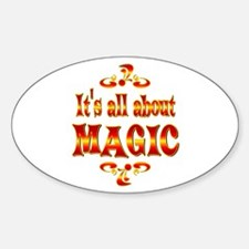 About Magic Decal