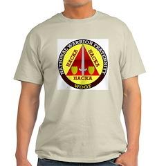 Warrior Fraternity Ash Grey T-Shirt