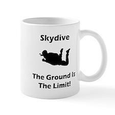 Skydive Ground Limit! Mug