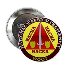 Warrior Fraternity Button