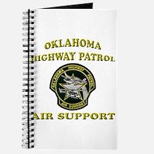 Oklahoma Highway Patrol Air U Journal