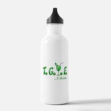 TGIF...I Think Water Bottle