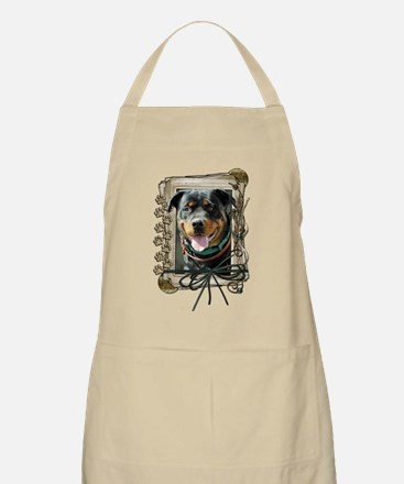 Father's Day - Stone Paws Apron