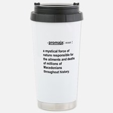 Promaja Stainless Steel Travel Mug