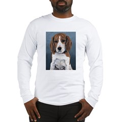 Sally, the Beagle Long Sleeve T-Shirt