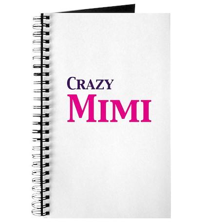 Crazy Mimi Journal