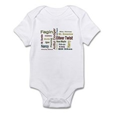 Oliver Twist Folks Infant Bodysuit