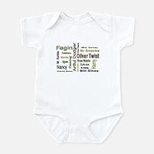Oliver Twist Folks Infant Bodysuit