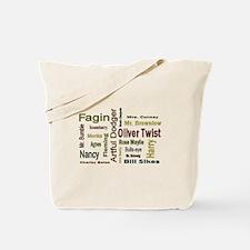 Oliver Twist Folks Tote Bag