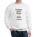 Cardigan Welsh Corgi Best Sweatshirt