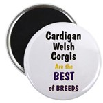 Cardigan Welsh Corgi Best Magnet