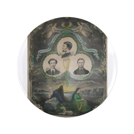 """Manchester Martyrs 3.5"""" Button (100 pack)"""