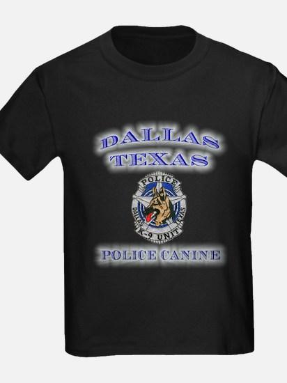 Dallas Police K9 Unit T