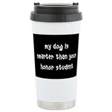 Dog Honor Travel Mug