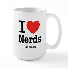 I Love Nerds (the candy) - Mug