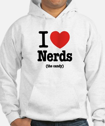 I Love Nerds (the candy) - Hoodie