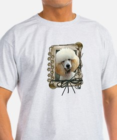 Fathers Day - Stone Paws T-Shirt