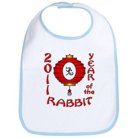 Year of the Rabbit 2011 Bib