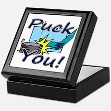 Hockey Keepsake Box