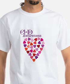 chd awareness 2 copy T-Shirt