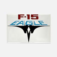 Unique F 15 Rectangle Magnet
