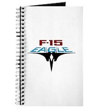Unique F 15 eagle Journal