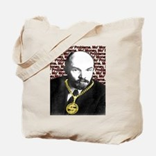 Mo' Money Mo' Problems: Lenin Tote Bag