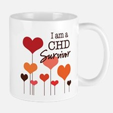 iamachdsurvivor copy Mugs