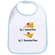 Disinclined Plane Bib