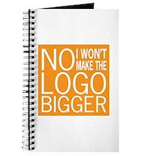 No Big Logos Journal