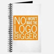 No Big Logos Journal