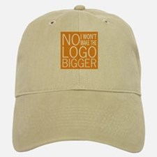 No Big Logos Baseball Baseball Cap