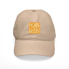 No Big Logos Hat