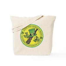 Kiss My Shillelagh Tote Bag