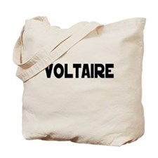 Voltaire Tote Bag