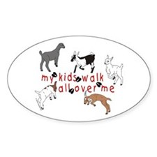 my kids walk... Decal