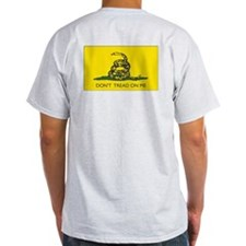 Don't Tread on Me Two-Flag T-Shirt