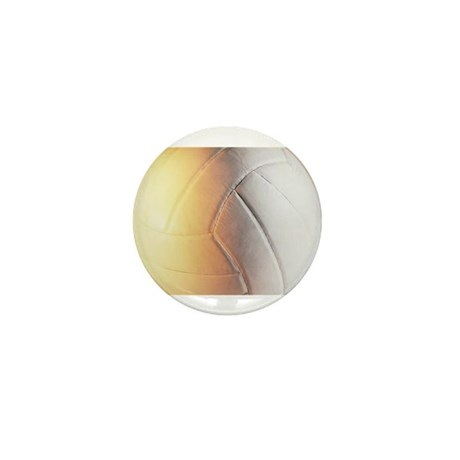 VOLLEYBALL {14} Mini Button