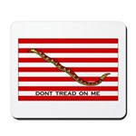 First Navy Jack Flag Mousepad