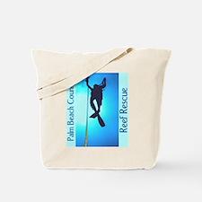 Ascending Diver Tote Bag